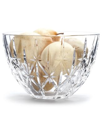 Sparkle Crystal Bowl