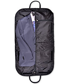 Royce Leather Garment Suit Travel Bag