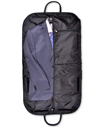 Calvin Klein Leather Travel Bag