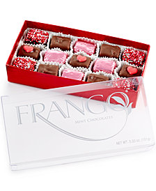 Frango Chocolates, 15-Pc. Milk Mint Decorated Box of Chocolates