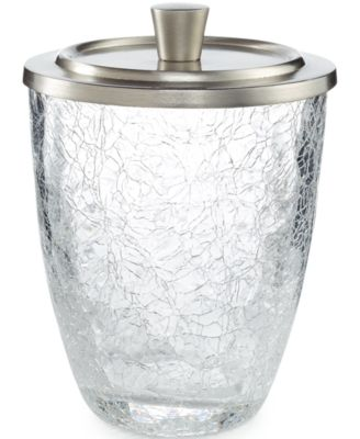 Bath Accessories Heirloom Crackle Canister