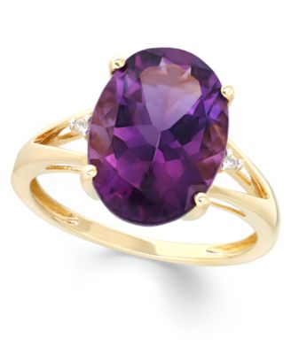 Amethyst Jewelry Shop Amethyst Jewelry Macys