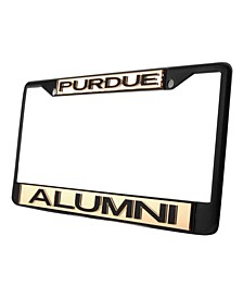 Purdue Boilermakers Laser License Plate Frame