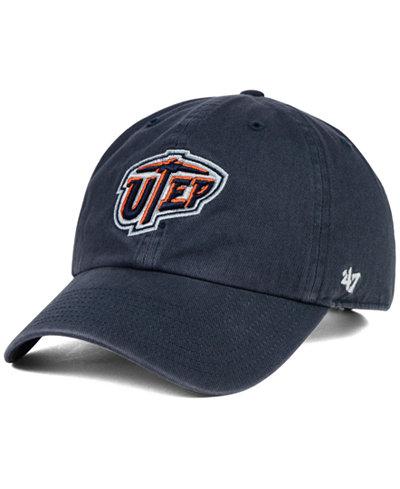 '47 Brand UTEP Miners NCAA Clean-Up Cap