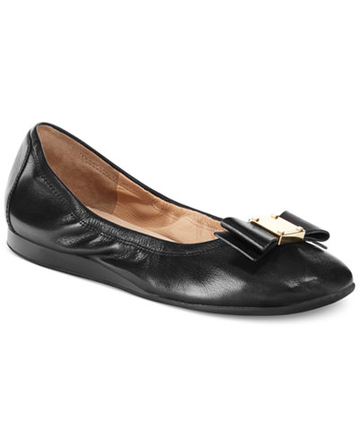 Cole Haan Tali Bow Ballet Flats