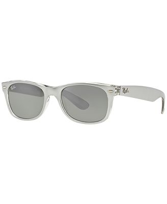 Shop Product Ray Ban Sunglasses Rb2132 55 New Wayfarer Id 3d1877131 Ray Bans 75 Off