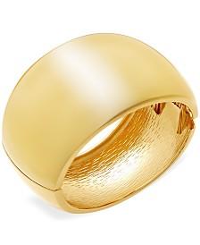 Thalia Sodi Wide Hinge Bracelet, Created for Macy's