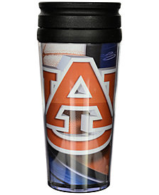 Hunter Manufacturing Auburn Tigers 16 oz. Travel Tumbler
