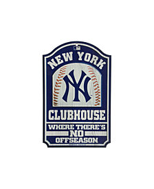 Wincraft New York Yankees Wood Sign