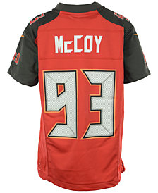 Nike Kids' Gerald McCoy Tampa Bay Buccaneers Game Jersey, Big Boys (8-20)
