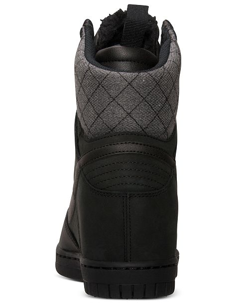 buy online f42d3 2bf67 ... Nike Women s Dunk Sky Hi 2.0 Sneakerboot from Finish ...