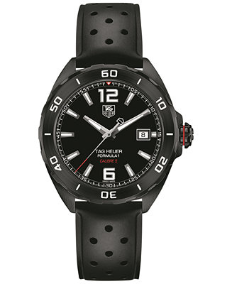 TAG Heuer Men's Swiss Automatic Formula 1