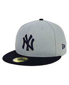 New Era New York Yankees MLB Cooperstown 59FIFTY Cap