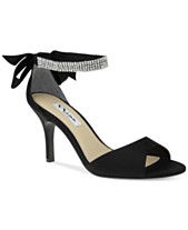 a12c63849f00 Nina Vinnie Two-Piece Evening Sandals