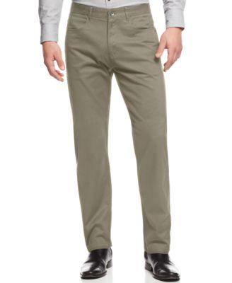 Twill Pants For Men anZjyzBP