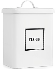 16-Cup Vintage-Inspired Food Storage Canister, Created for Macy's