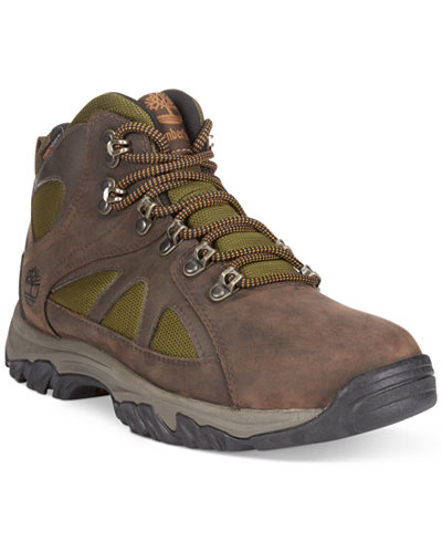 Timberland Men's Bridgeton Waterproof Hiking Boots - All Men's ...