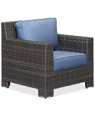 Viewport Wicker Outdoor Club Chair