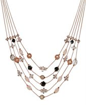 INC International Concepts Illusion Layer Necklaces, Created for Macy's