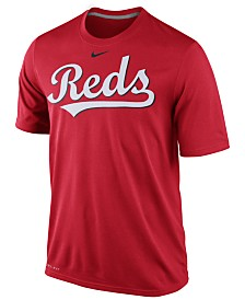 Nike Men's Cincinnati Reds Legend Wordmark T-Shirt