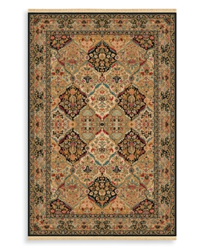 Closeout! Karastan Area Rug, Original Closeout! Karastan 724 Empress Kirman Black 5' 9
