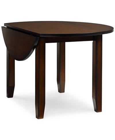 branton round drop leaf table - Round Drop Leaf Kitchen Table