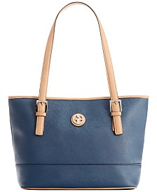 Giani Bernini Saffiano Tote, Created for Macy's