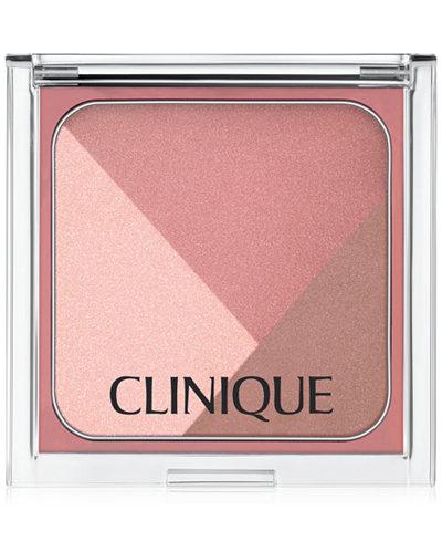 Clinique Sculptionary Cheek Contouring Palette - Defining Roses
