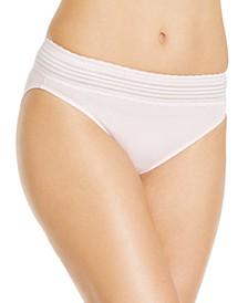No Pinching No Problems Cotton Hi Cut Brief Underwear RT2091P