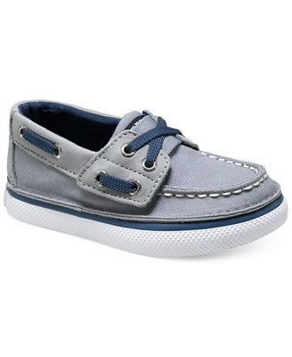 Sperry Little Boys or Toddler Boys Cruz Jr Boat Shoes