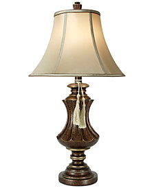 StyleCraft Golden Winthrop Table Lamp