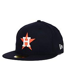 New Era Houston Astros Cooperstown 59FIFTY Cap