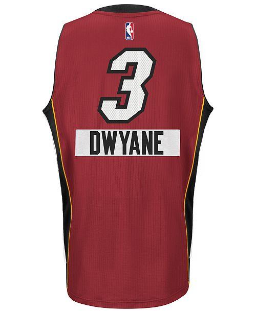 4e9fb6ac5 adidas Dwyane Wade Miami Heat Christmas Day Swingman Jersey - Sports ...