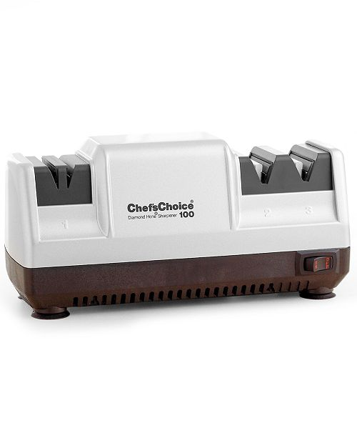 Chefschoice Chefs Choice Electric 100 Knife Sharpener 3 Stage
