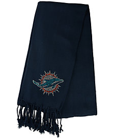 Little Earth Women's Miami Dolphins Pashi Fan Scarf