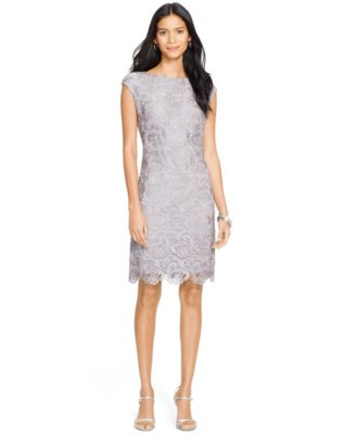 Lauren Ralph Lauren. Lace Sheath Dress. 78 reviews. $184.00. main image;  main image ...