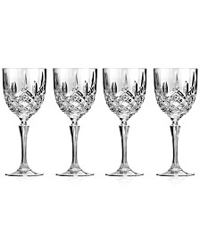 Marquis by Waterford Markham Wine Glasses, Set of 4