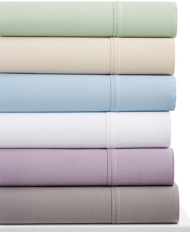 Sunham CLOSEOUT! Ashford Full 4-pc Sheet Set, 530 Thread Count 100% Cotton