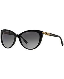 Michael Kors GSTAAD Sunglasses, MK2009 56