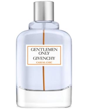 Givenchy Gentlemen Only Casual Chic Eau de Toilette, 3.3 oz