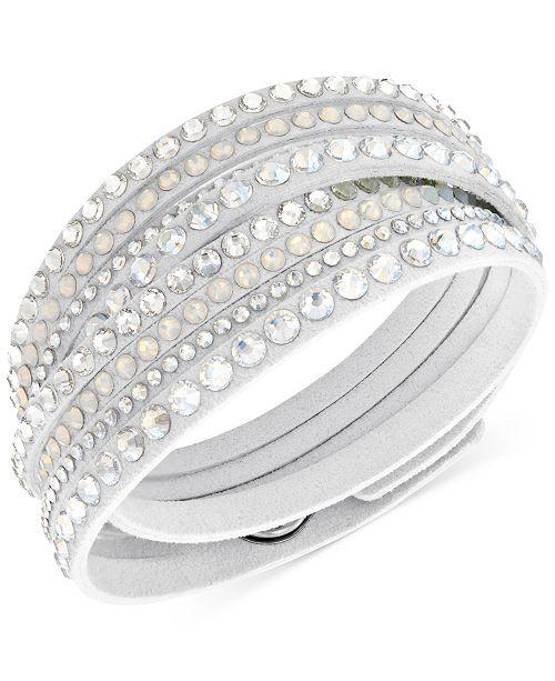 slake rose bracelet swarovski