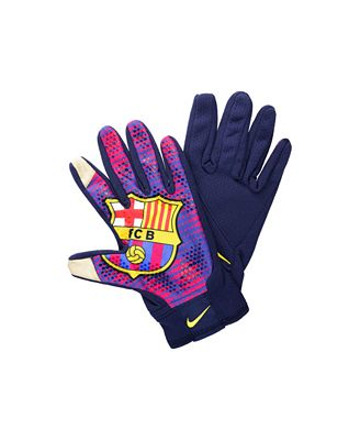 ... Fan Shop By Lids. Nike FC Barcelona Soccer Stadium Gloves