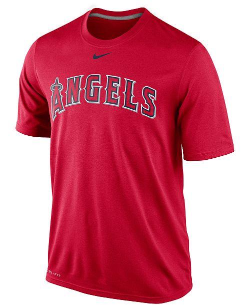 Nike Men's Los Angeles Angels of Anaheim Legend T-Shirt