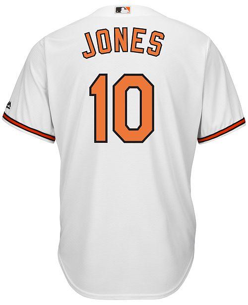 low priced b143f 693fe Men's Adam Jones Baltimore Orioles Replica Jersey