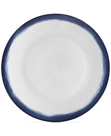 Vera Wang Wedgwood Simplicity Indigo Ombre Salad Plate