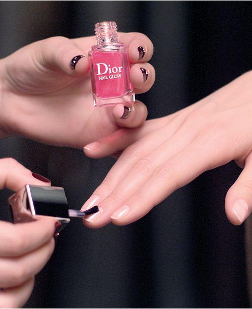 Dior Nail Glow & Reviews - Nail Polish & Care - Beauty - Macy\'s