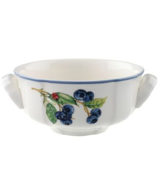 """Cottage Inn"" Cream Soup Cup, 9"""