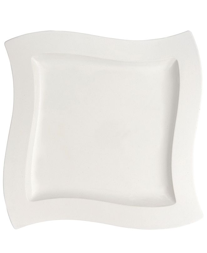Villeroy & Boch Dinnerware, New Wave Square Platter
