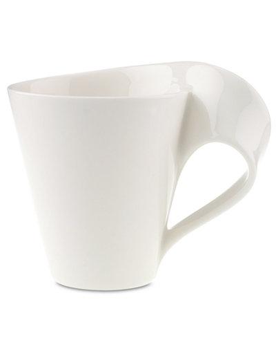 Villeroy & Boch Dinnerware, New Wave Caffe Mug