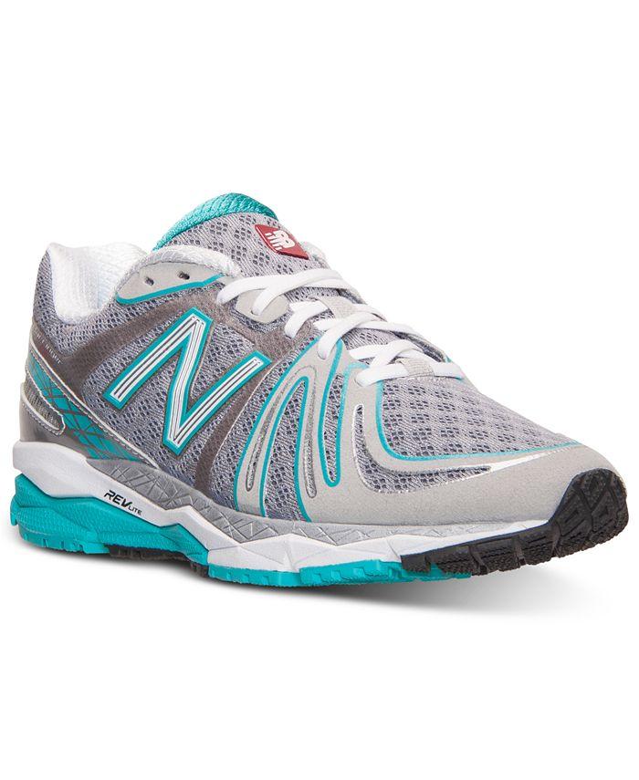 New Balance Women's REVlite V2 890 Running Sneakers from Finish ...